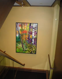 This image has an empty alt attribute; its file name is Clark-Wilson-Stairwell.jpg
